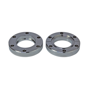 CF Weld Flange, with Thread