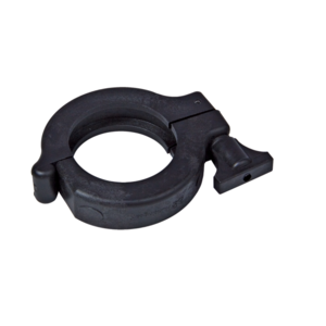ISO-KF Clamping Ring for Elastomer Seal, Plastic - Product