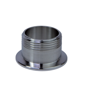 ISO-KF Flange with Pipe Thread, w/o Seal, Male - Product