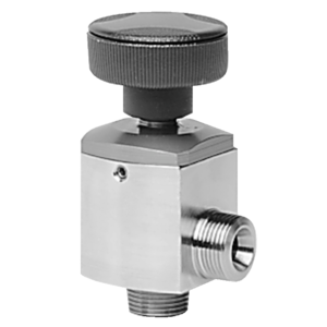 Mini angle valves, manual