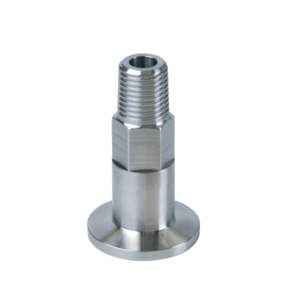 ISO-KF Flange with NPT Thread, Male - Product