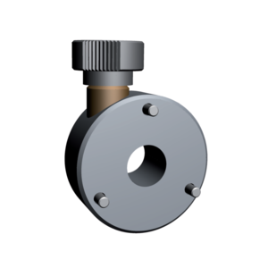 Clamping Device for Rotary/Linear Feedthroughs MDD